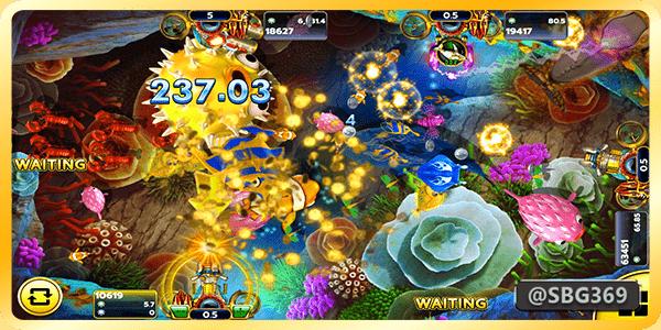 joker gaming fish online game mobile new version