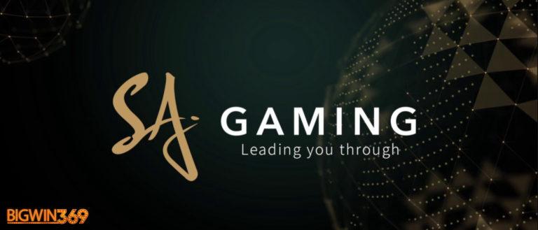 SA Gaming : เข้าสู่ระบบ Casino online สมัคร FREE เครดิต2020
