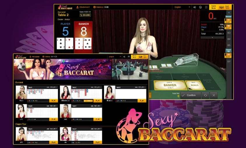 sexy baccarat online 1