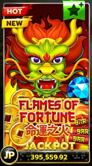 Slotxo-Flames of Fortune-login